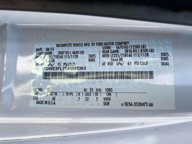 2013 Ford E-Series Cutaway Base Madison, NC 27