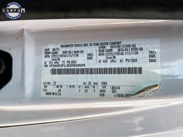 2013 Ford E-Series Cutaway Base Madison, NC 32
