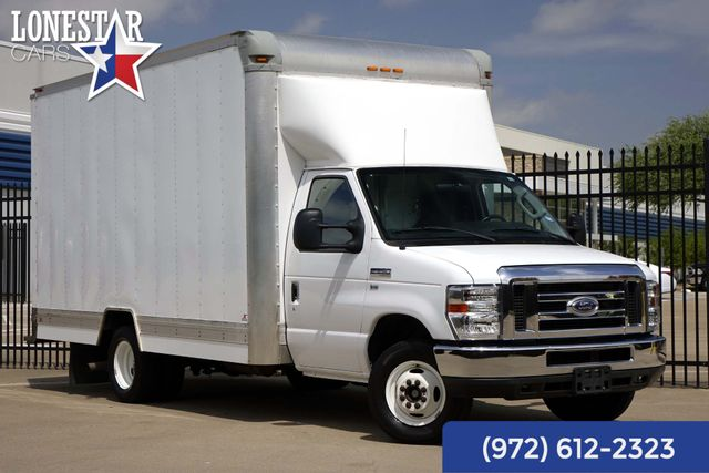 2013 Ford E-350 DRW 16Ft Supreme Box