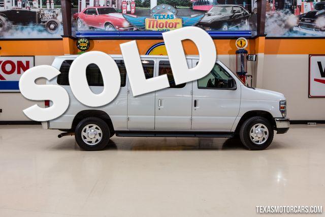 2013 Ford E-Series Wagon XLT