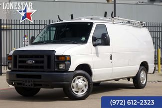 2013 Ford E150 Cargo Van Econoline Shelves and Bins Ladder Rack in Plano Texas, 75093