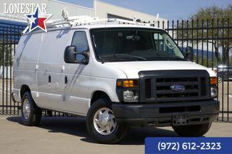 2013 Ford E250 Cargo Shelves and Bins 14 Service Records Econoline in Plano Texas, 75093