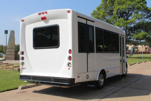 2013 Ford E350 15 Passenger Starcraft Shuttle Bus W/ Wheelchair Lift Irving, Texas 7