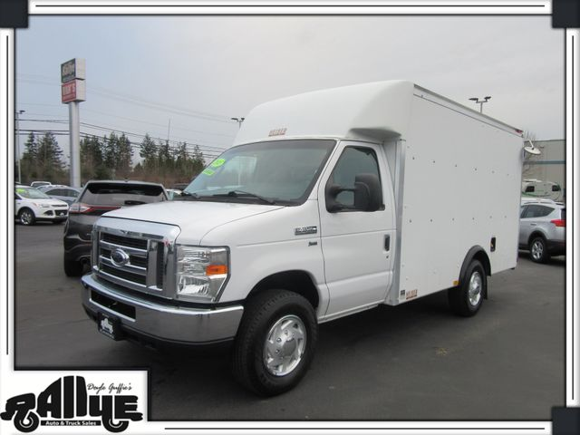 2013 Ford E350 Cube Van 10FT in Burlington, WA 98233