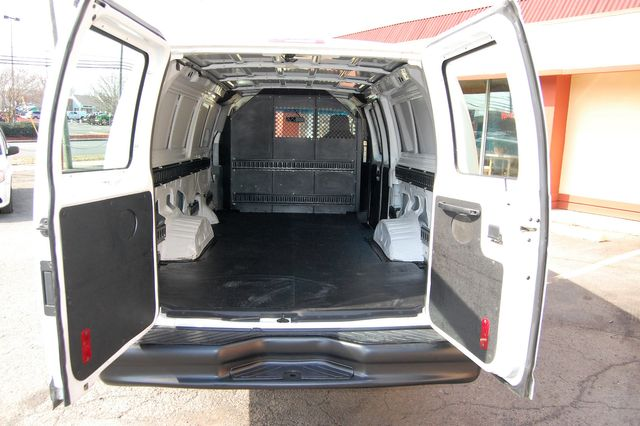2013 Ford E350 Cargo Van Charlotte, North Carolina 12