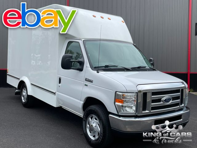 2013 Ford E350 Cutaway CONTRACTOR UNICELL BODY EXCELLENT CONDITION