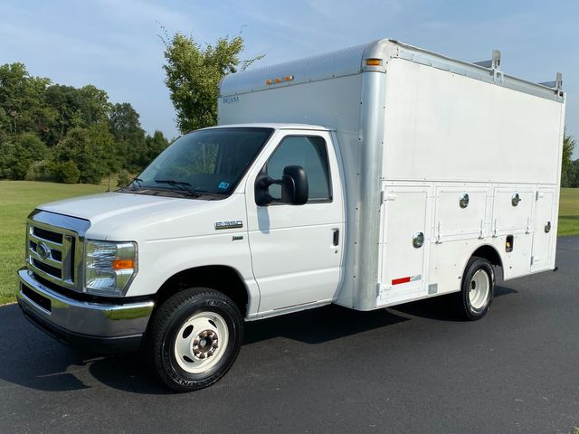 2013 Ford E350 Drw Walk-In SERVICE CONTRACTOR UTILITY VAN LOW MILES in Woodbury, New Jersey 08093