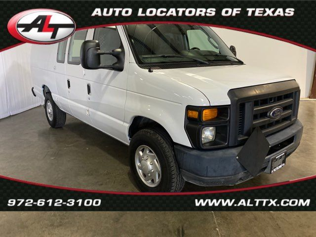 2013 Ford E-Series Cargo Van Commercial in Plano, TX 75093