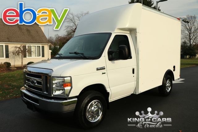 2013 Ford E350 Spartan WALK IN UTILITY SERVICE BOX VAN 103K MILES in Woodbury New Jersey, 08096