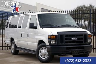 2013 Ford E350 Van 15 Passenger XL in Plano Texas, 75093