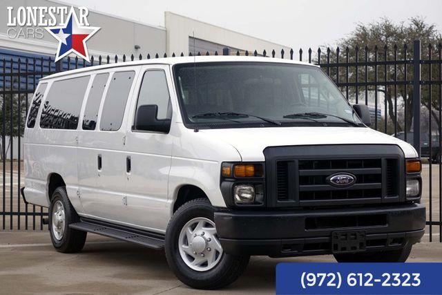 2013 Ford E350 Van 15 Passenger XL