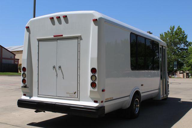 2013 Ford E450 15 Passenger Eldorado Shuttle Bus W/ Luggage Storage Irving, Texas 11