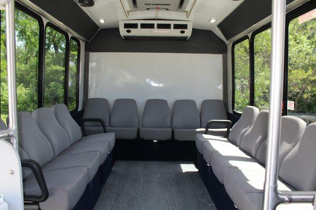 2013 Ford E450 15 Passenger Eldorado Shuttle Bus With Luggage Storage Irving, Texas 20