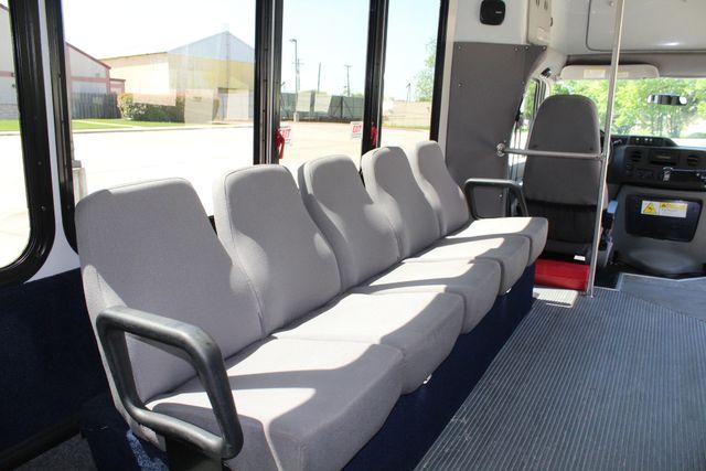 2013 Ford E450 15 Passenger Eldorado Shuttle Bus With Luggage Storage Irving, Texas 23