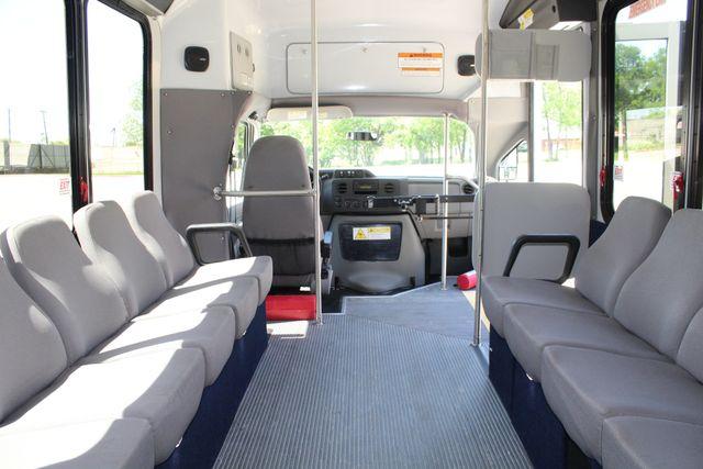 2013 Ford E450 15 Passenger Eldorado Shuttle Bus W/ Luggage Storage Irving, Texas 24