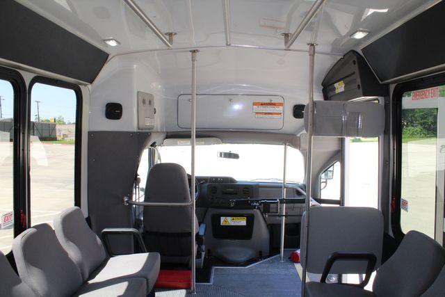 2013 Ford E450 15 Passenger Eldorado Shuttle Bus With Luggage Storage Irving, Texas 25