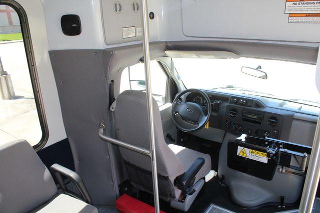 2013 Ford E450 15 Passenger Eldorado Shuttle Bus With Luggage Storage Irving, Texas 28