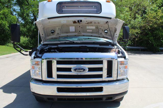 2013 Ford E450 15 Passenger Eldorado Shuttle Bus With Luggage Storage Irving, Texas 45