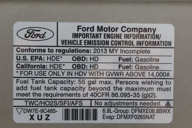 2013 Ford E450 15 Passenger Eldorado Shuttle Bus W/ Luggage Storage Irving, Texas 48