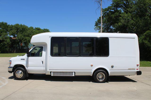 2013 Ford E450 15 Passenger Eldorado Shuttle Bus W/ Luggage Storage Irving, Texas 6