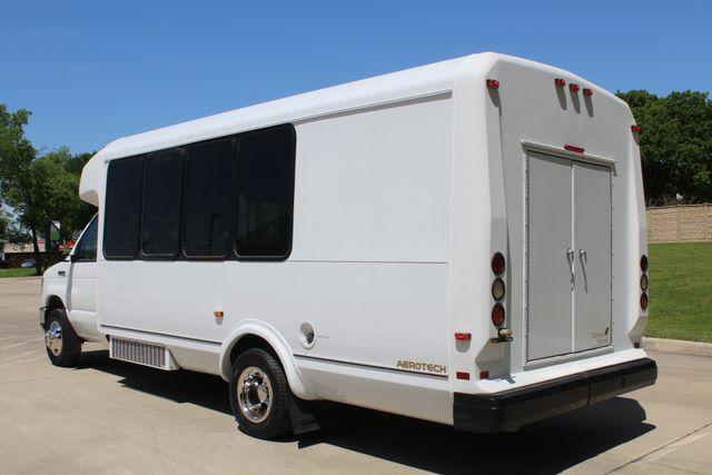 2013 Ford E450 15 Passenger Eldorado Shuttle Bus With Luggage Storage Irving, Texas 7