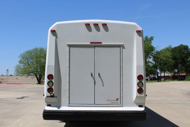 2013 Ford E450 15 Passenger Eldorado Shuttle Bus W/ Luggage Storage Irving, Texas 9