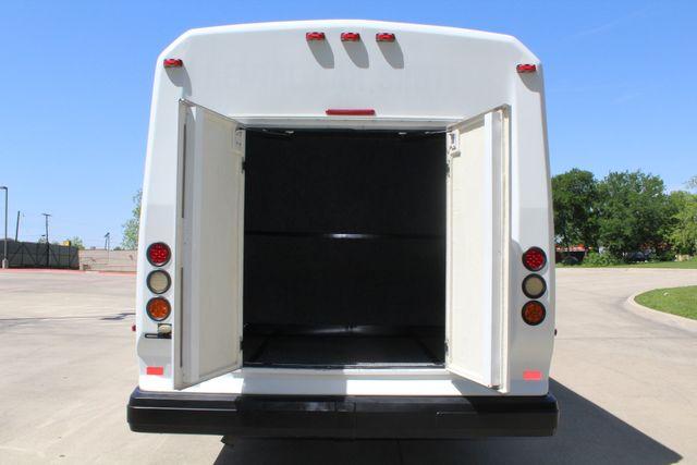 2013 Ford E450 15 Passenger Eldorado Shuttle Bus With Luggage Storage Irving, Texas 49
