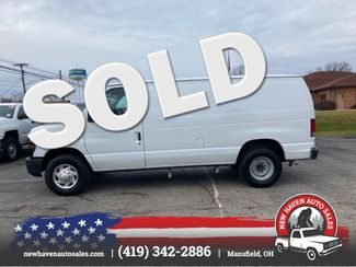 2013 Ford E-Series Cargo Van Commercial in Mansfield, OH 44903