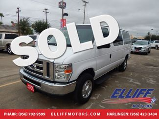 2013 Ford E350 E-Series Wagon XLT 12 Passenger in Harlingen, TX 78550
