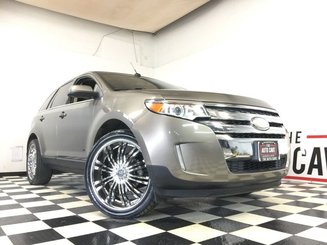 2013 Ford Edge *Simple Financing*   The Auto Cave in Addison