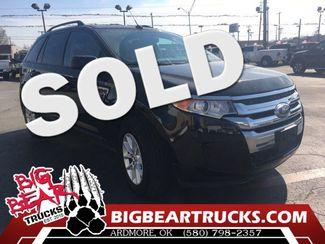 2013 Ford Edge SE   Ardmore, OK   Big Bear Trucks (Ardmore) in Ardmore OK