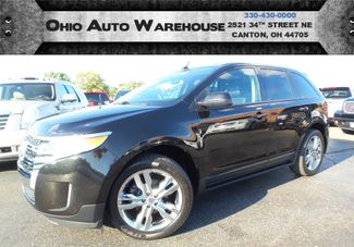 2013 Ford Edge SEL Leather 1-Owner Clean Carfax We Finance | Canton, Ohio | Ohio Auto Warehouse LLC in Canton Ohio