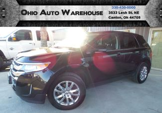 2013 Ford Edge Limited AWD Navi Pano 1-Own Cln Carfax We Finance | Canton, Ohio | Ohio Auto Warehouse LLC in Canton Ohio