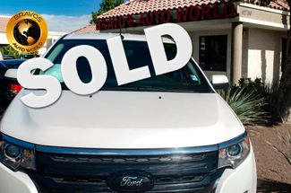 2013 Ford Edge in cathedral city, California