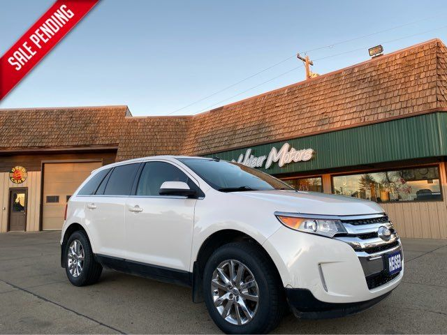 2013 Ford Edge Limited New Tires