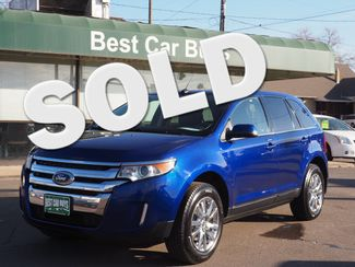 2013 Ford Edge Limited Englewood, CO