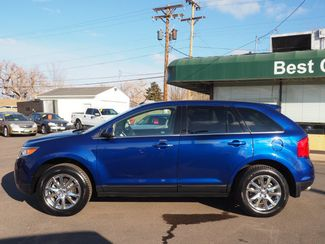 2013 Ford Edge Limited Englewood, CO 8