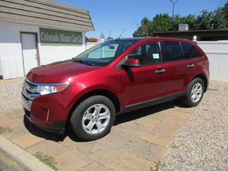 2013 Ford Edge SEL in Fort Collins, CO 80524