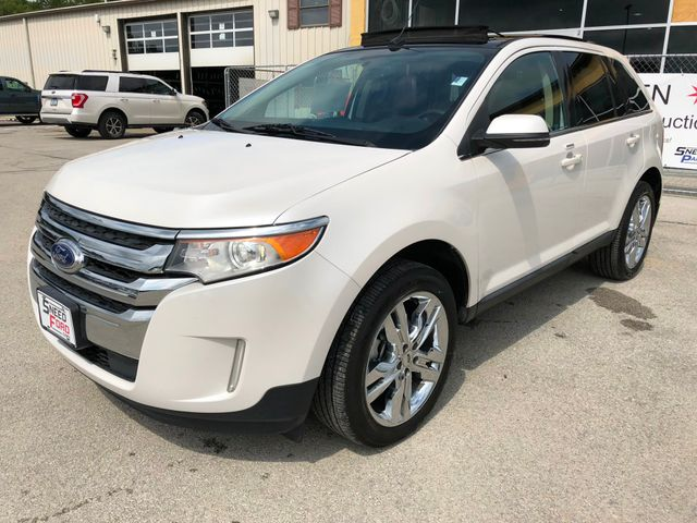 2013 Ford Edge Limited in Gower Missouri, 64454