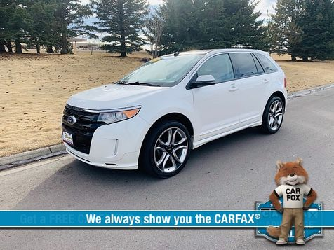 2013 Ford Edge 4d SUV AWD Sport in Great Falls, MT