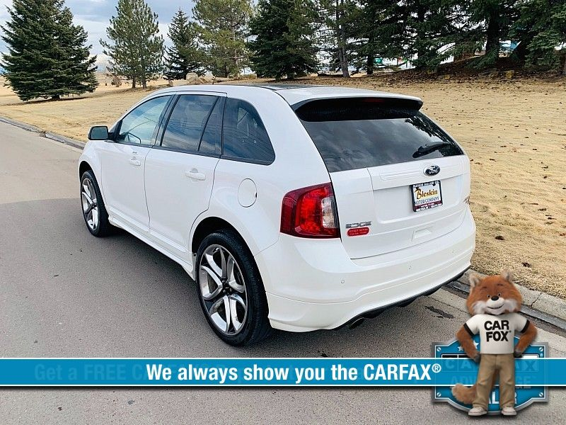 2013 Ford Edge 4d SUV AWD Sport  city MT  Bleskin Motor Company   in Great Falls, MT