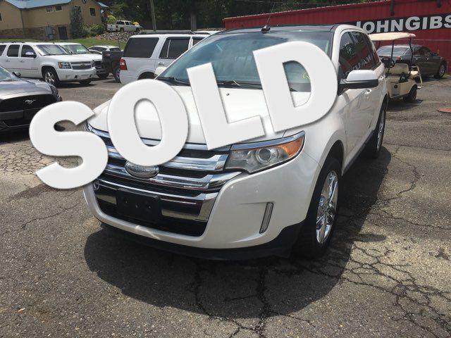 2013 Ford Edge Limited - John Gibson Auto Sales Hot Springs in Hot Springs Arkansas