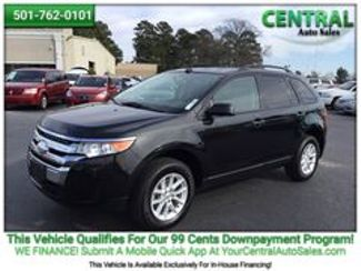 2013 Ford Edge SE | Hot Springs, AR | Central Auto Sales in Hot Springs AR