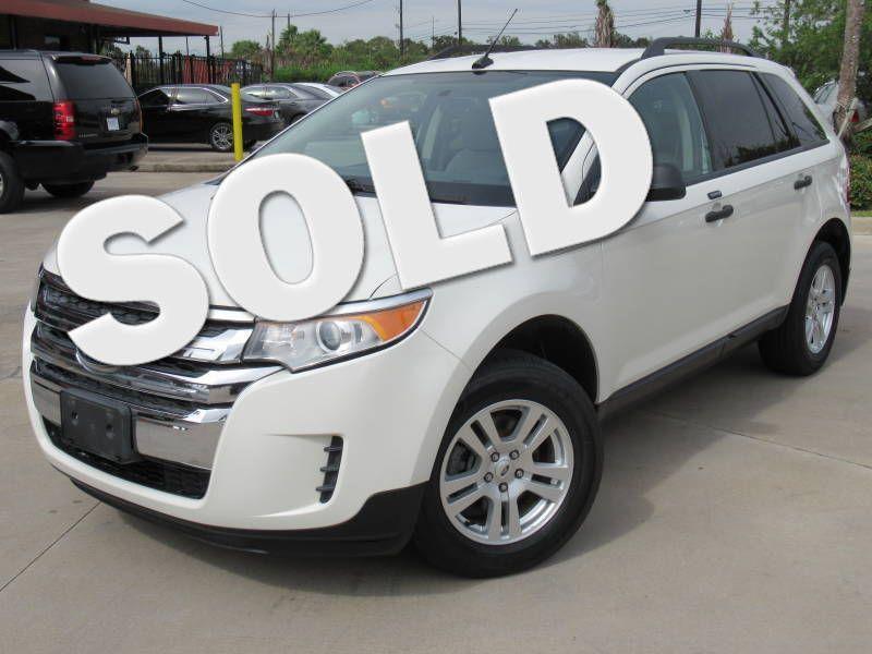 2013 Ford Edge SE | Houston, TX | American Auto Centers in Houston TX