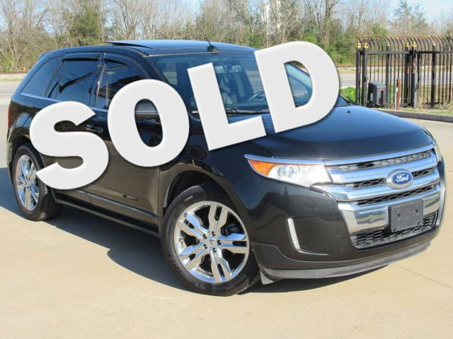 2013 Ford Edge Limited | Houston, TX | American Auto Centers in Houston TX