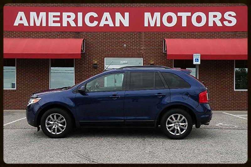 Ford Edge Sel Jackson Tn American Motors Of Jackson In Jackson Tn