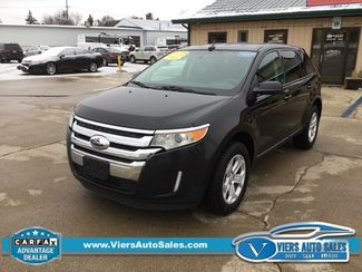 2013 Ford Edge SEL AWD in Lapeer, MI 48446