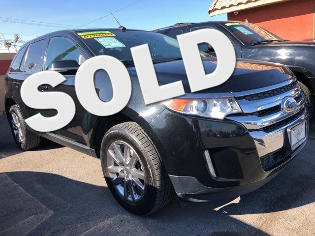 2013 Ford Edge SEL CAR PROS AUTO CENTER (702 Las Vegas, Nevada