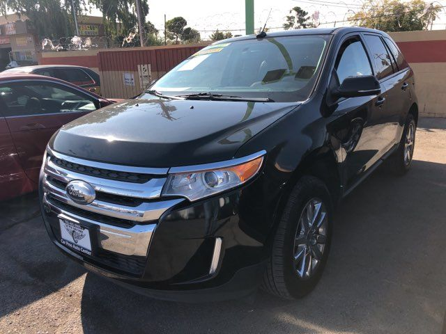 2013 Ford Edge SEL CAR PROS AUTO CENTER (702 Las Vegas, Nevada 1