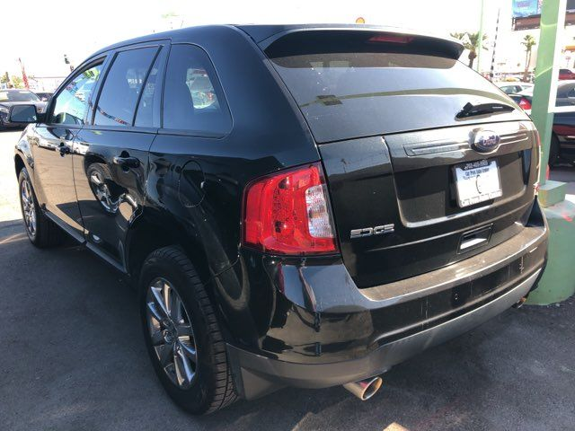 2013 Ford Edge SEL CAR PROS AUTO CENTER (702 Las Vegas, Nevada 2